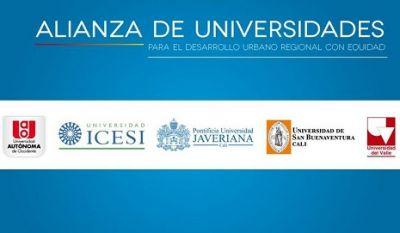 Universidades caleñas se unen para el desarrollo urbano regional con equidad