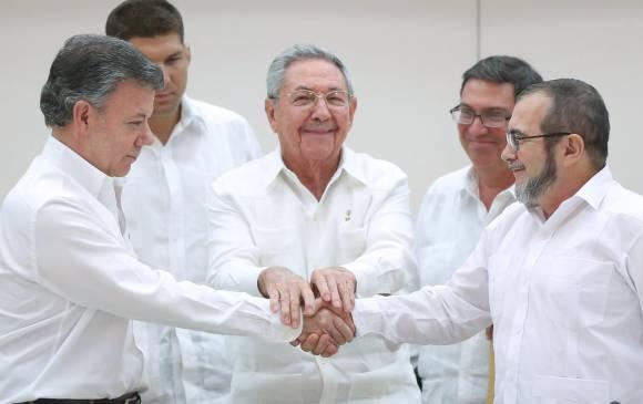 Redes sociales reaccionaron a acuerdo de Justicia Transicional