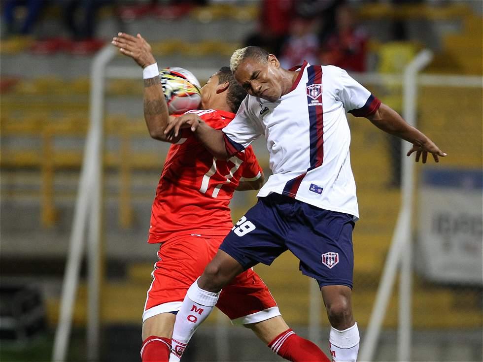 América empató de visitante ante Unión Magdalena en la B