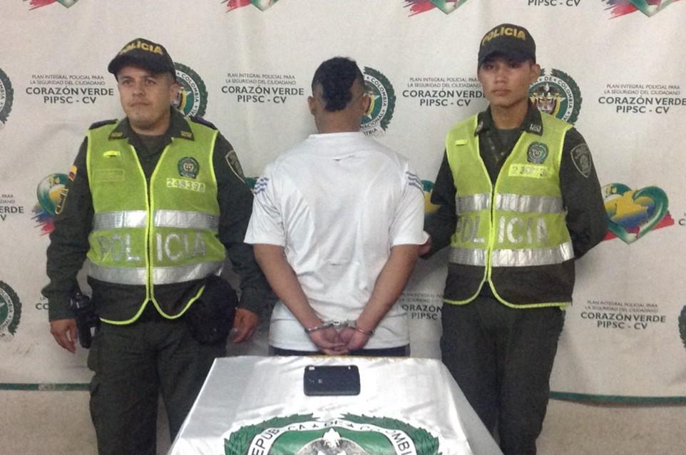 La Policía capturó a 6 hombres dedicados al hurto de celulares
