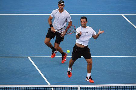 Farah y Cabal a segunda ronda de dobles en el US Open