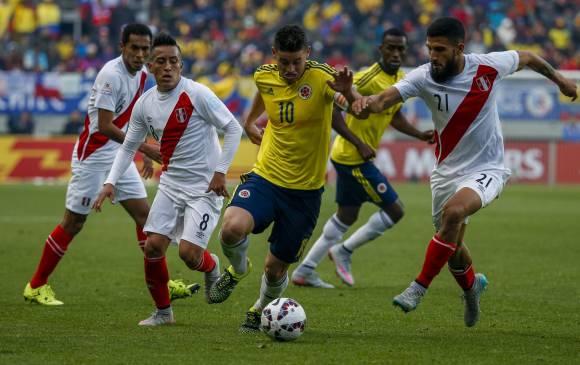 La Selección Colombia se enfrentará a Perú en partido amistoso esta noche