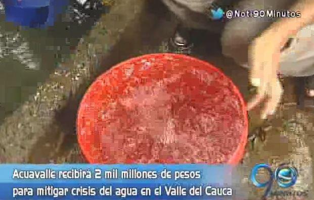 Acuavalle rehabilitará pozos profundos para aliviar crisis por agua