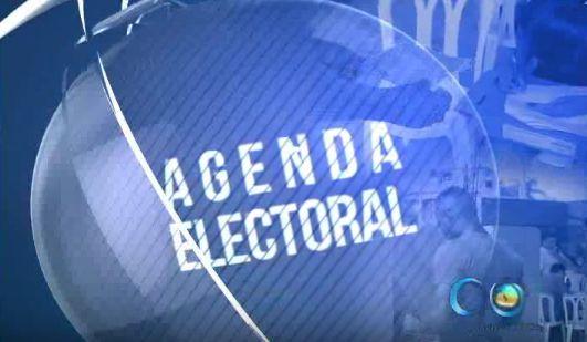Agenda Electoral hoy con: Carlos José Holguín, Maurice Armitage  y Dilian Francisca Toro