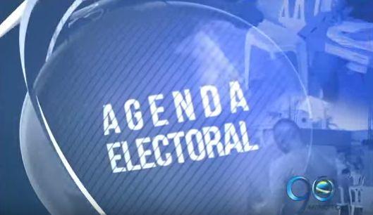 Agenda Electoral: Hoy en 'De Frente Con La Gente', Alejandro Ocampo.
