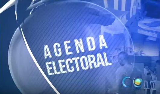 Agenda Electoral: Wilson Arias,Michel Maya y Maurice Armitage
