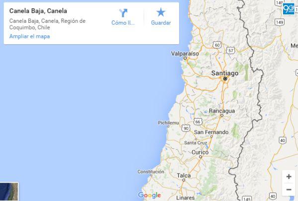 Alerta de tsunami en Chile por terremoto de 8.3 grados Richter