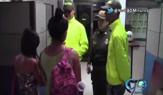 Aparecieron las niñas que eran buscadas en Yumbo desde hace 5 días