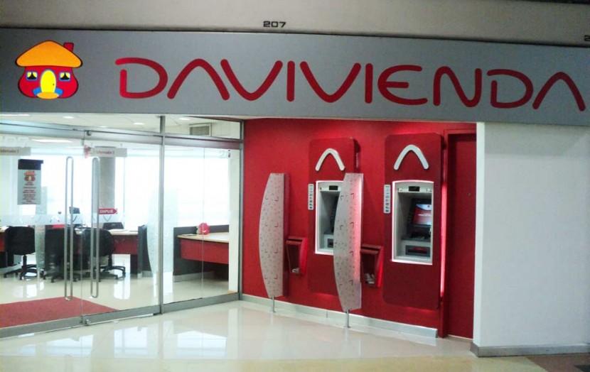 Asaltan el banco Davivienda en la sede ubicada en el Centro de Cali