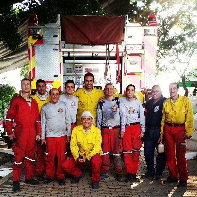 Bomberos realizarán talleres móviles para prevención de incendios vehiculares
