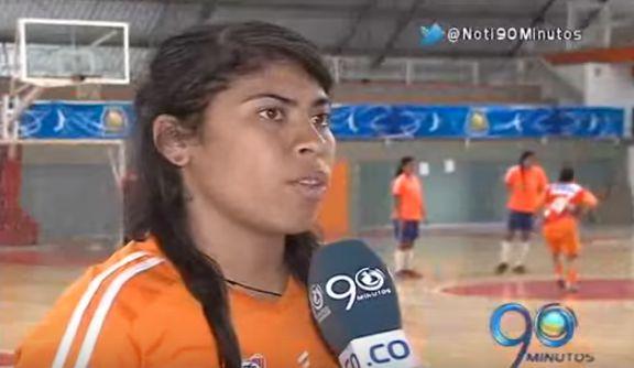 Cali Juniors enfrenta a P&Z de Bogotá en copa de microfútbol femenino