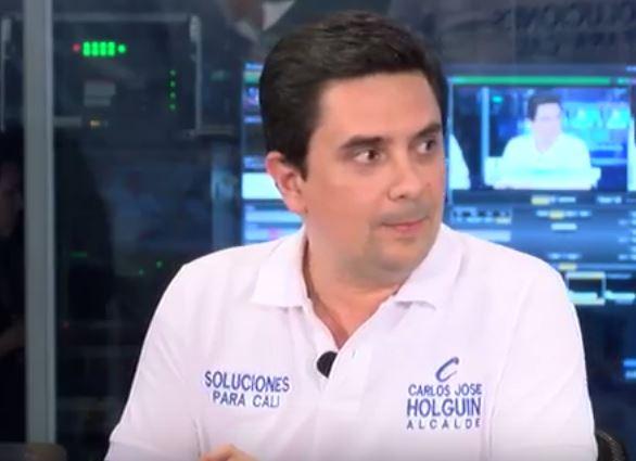 """""""Hay que articular el mototaxismo y los piratas al Mío"""": Holguín"""