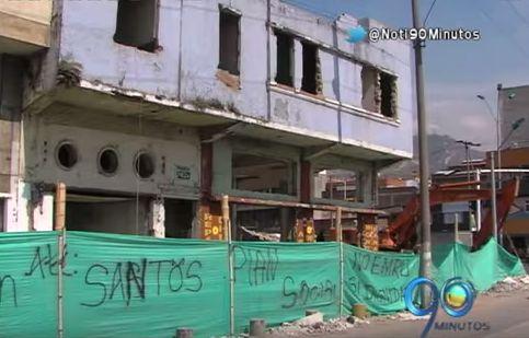Comerciantes y vecinos critican avance de las obras de Ciudad Paraíso