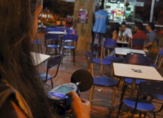 Barrios del norte de Cali afectados por contaminación auditiva