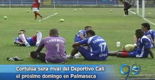 Cortuluá empató con Santa Fe y quedó eliminado de la Copa Águila