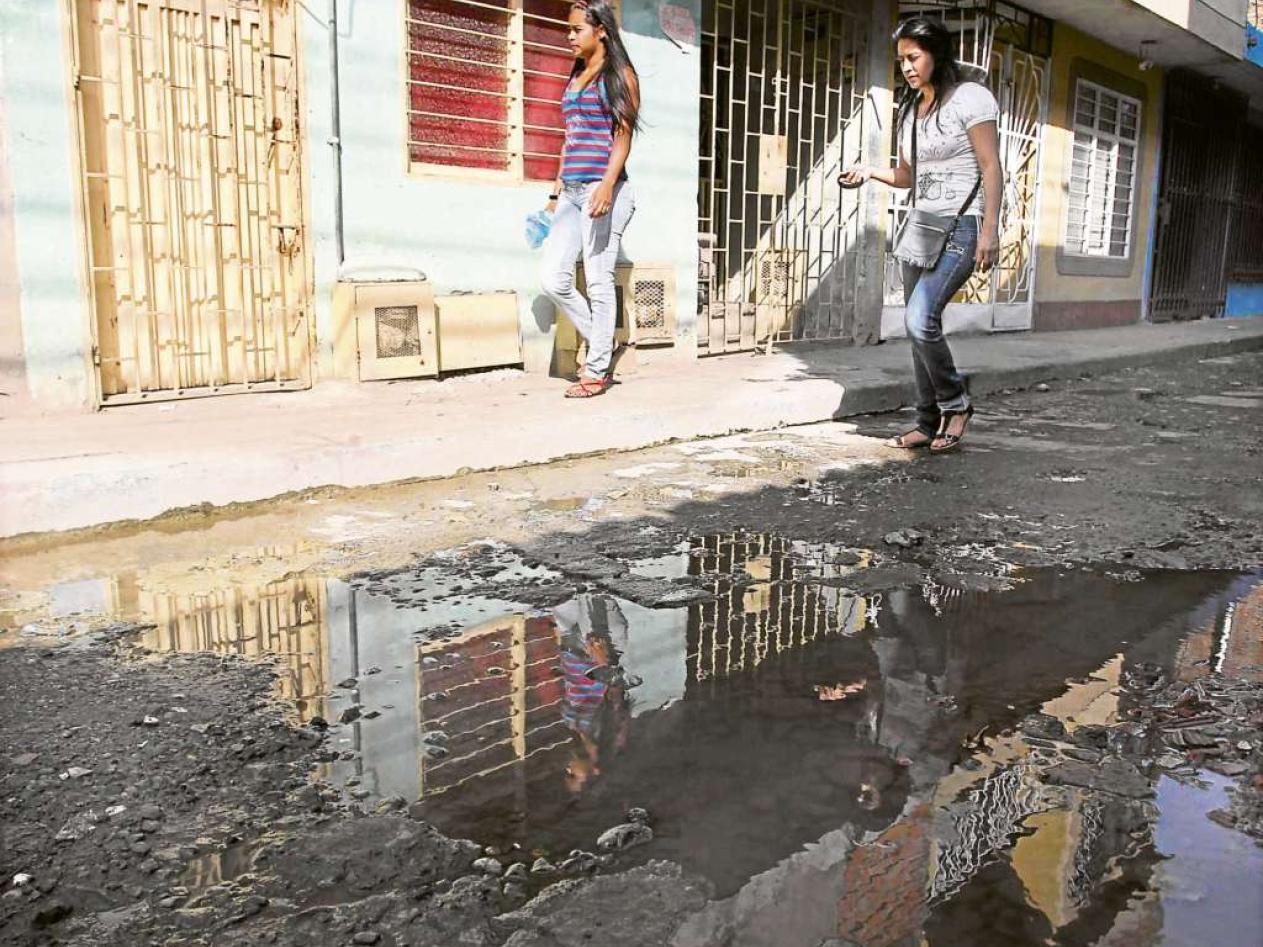 Sequía produce daños en las tuberías de Cali