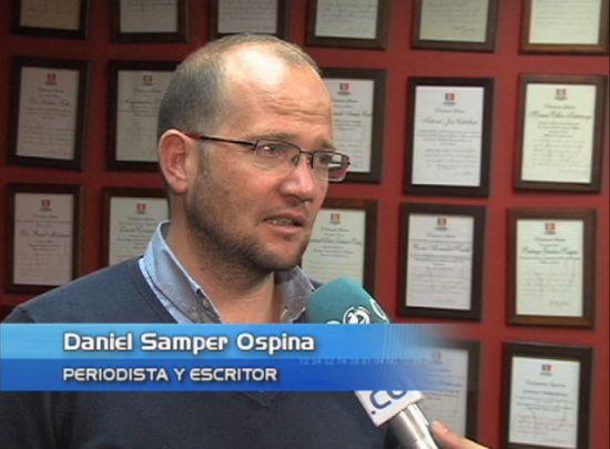 Daniel Samper Ospina estuvo en la UAO 'Hablando sobre publicidad'
