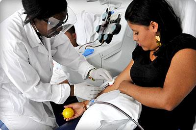 """""""Vida para la Vida del HUV"""", jornada de donación de sangre"""