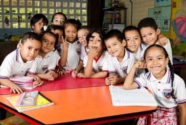 Cinco entidades de la sociedad civil se unen por la educación