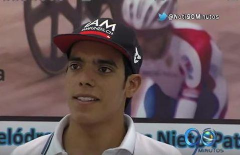 El caleño Járlinson Pantano correrá el Mundial de Ciclismo de Ruta en EE UU