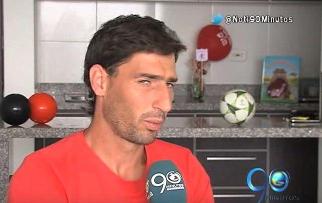 El uruguayo Rodrigo Canosa le aporta garra a la defensa del América