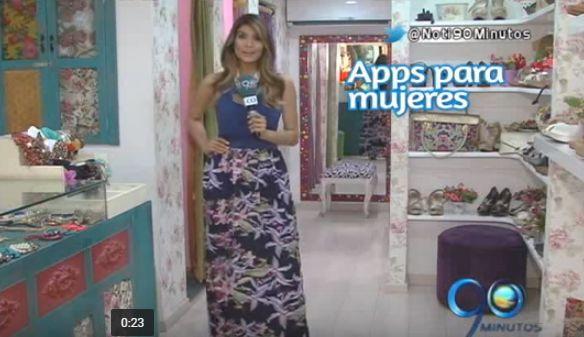 El vestier: Las Apps favoritas de las mujeres