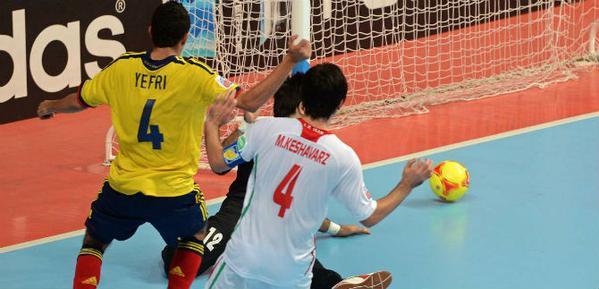 Hoy, lanzamiento oficial del Mundial de Fútsal Colombia 2016