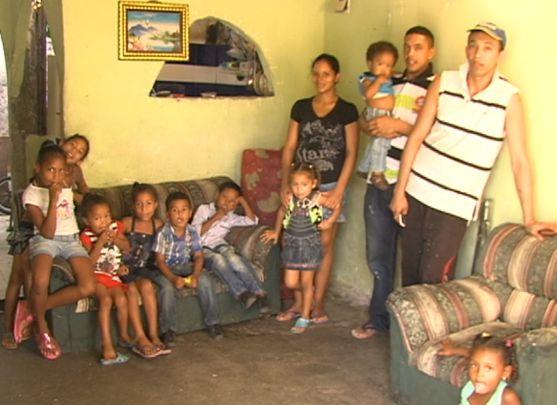 Colombianos provenientes de Venezuela viven hacinados en Cali