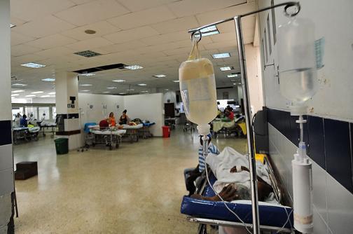 Las EPS y ESE de Cali buscan articularse para atender crisis hospitalaria