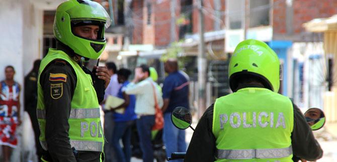Cali sigue disminuyendo la criminalidad: General Penilla