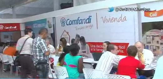 Mañana inicia la Feria de Vivienda Camacol en parqueaderos de la Plaza de Toros