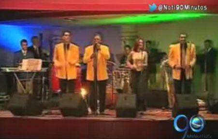 La Gran Banda Caleña celebra 40 años de trayectoria
