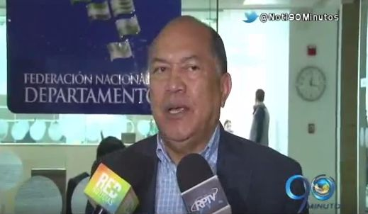 Los 32 gobernadores del país se reunirán en Cúcuta para debatir crisis