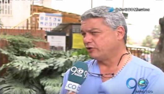 Médico del Dépor hace un llamado a la solidaridad con Viera