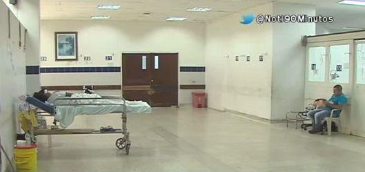 Médico del HUV expone la dramática situación de la atención de urgencias