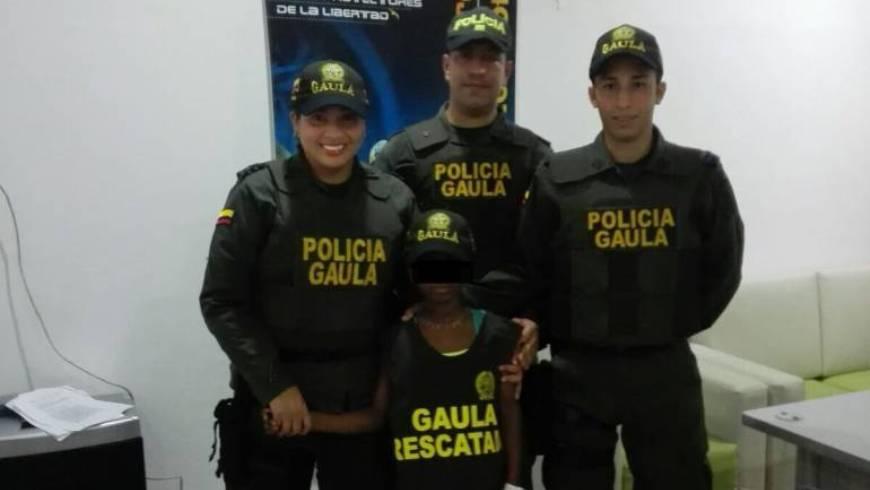 Recuperan a menor raptada en Buenaventura hace un año
