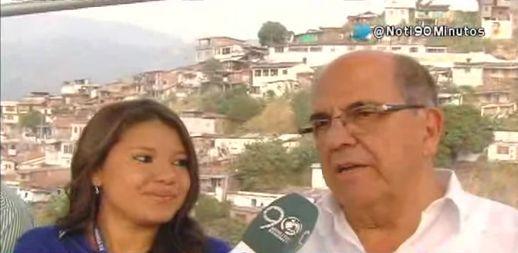Miocable: Primer viaje del Alcalde y el Presidente de Metrocali