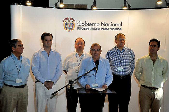 Acuerdo de paz se firmaría en Oslo, Noruega y no en Cuba