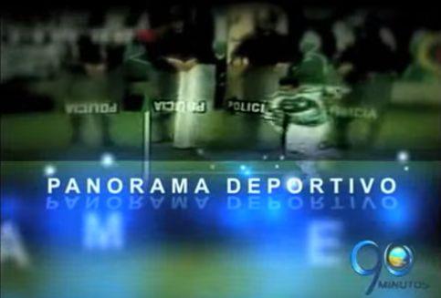 Panorama Deportivo: Copa Pacífico de Natación, Torneo Aguila y Alexis Viera