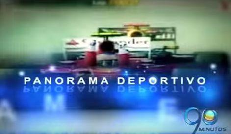 Panorama Deportivo: Jackeline Rentería,Juegos Departamentales y Maratón