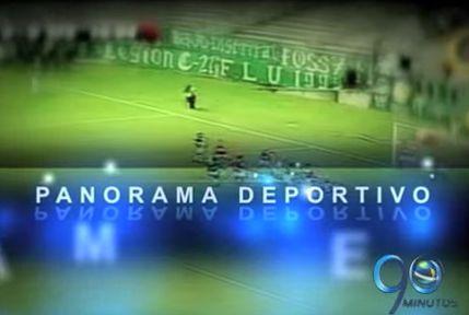 Toda la información del deporte general hoy en Panorama Deportivo