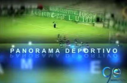 Panorama Deportivo:Vuelta España, Selección Colombia y Juegos Departamentales