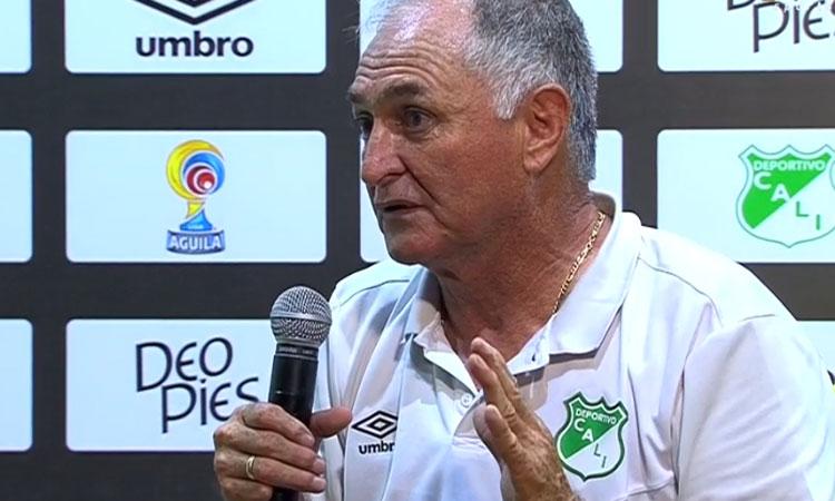 """""""Cometí errores en cómo armé el equipo"""": Pecoso tras derrota ante Nacional"""