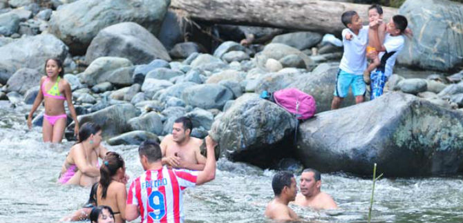 Caleños deben estar atentos a posibles crecientes súbitas de ríos