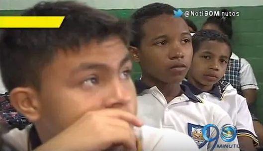 Secretaría de Educación de Cali vinculó niños llegados de Venezuela a colegios