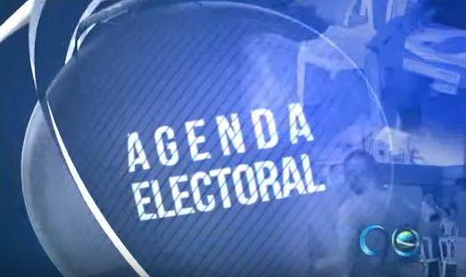 Segunda sesión del foro 'Un Café Por La Democracia' con los candidatos Gamboa, Garcés y Campo