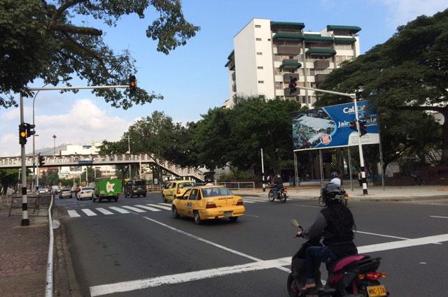 Semáforos peatonales del Cam operarán la otra semana