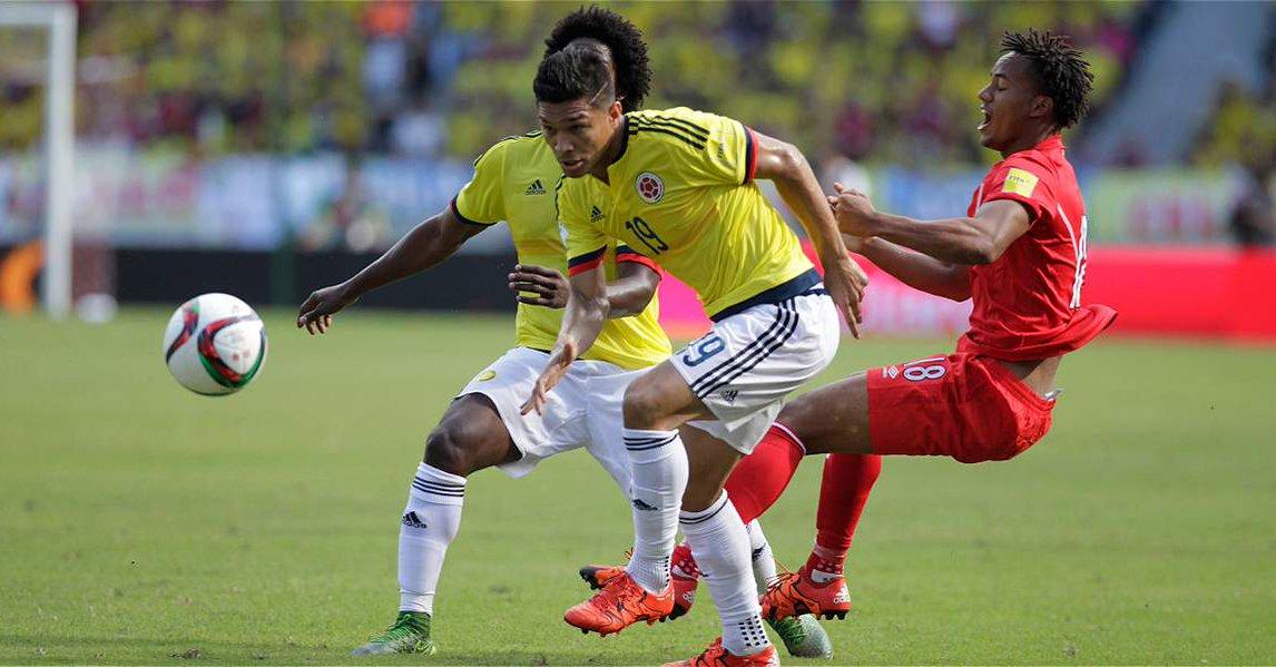 Con una victoria sufrida de 2-0 ante Perú, Colombia inicia su camino a Rusia