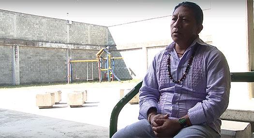 Traslado de Feliciano Valencia  a centro de armonización indígena en veremos