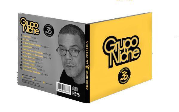 Grupo Niche lanza su nuevo álbum '35 Aniversario'